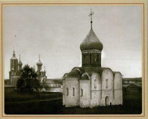 Красная площадь г. Переславля-Залесского