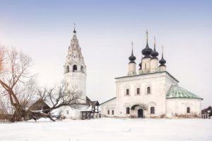 Свято-Александровский мужской монастырь